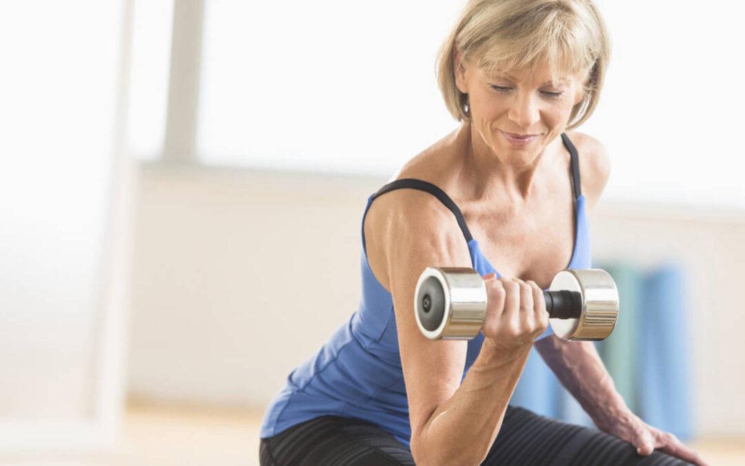 Ejercicio y Menopausia