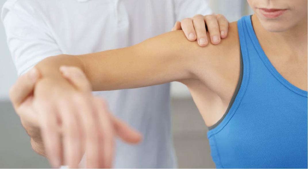 Lesiones de hombro en deportistas