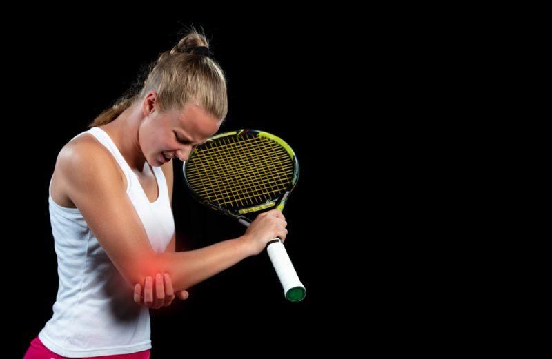 Lesiones habituales del Tenis