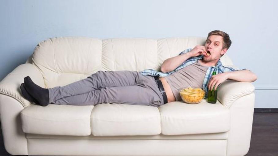 Como el sedentarismo daña tu salud